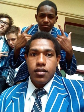 Rugby Scholarship for Willie Malala